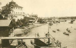 Hafen der Stadt, Mombasa
