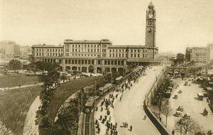 Der Bahnhof, Sidney