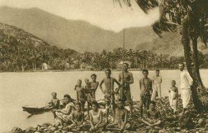 Eingeborenengruppe, Samoa