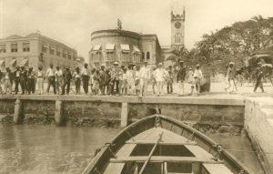Im Hafen, Bridgetown