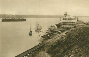 Der Hafen von Coatzacoalcos