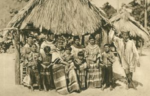 Indianerfamilie, Florida