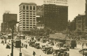 Straße in Cleveland, Cleveland