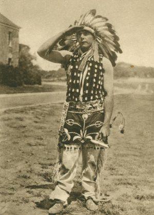 Haskell-Indianer , Kansas