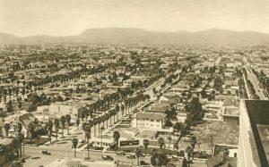 Die Filmstadt Hollywood, Los Angeles