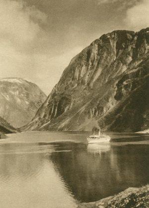 Naeröfjord, Norwegen