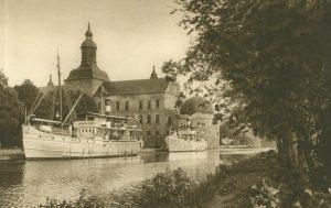 Schloss Vadstena am Götakanal, Schweden