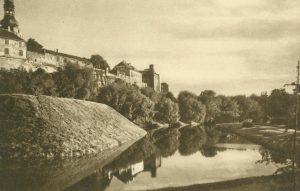 Dom und Wallgraben, Tallin
