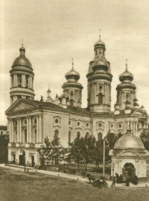Kasansche Kirche, Sankt Petersburg