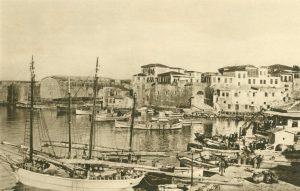 Kanea, die Hauptstadt von Kreta, Griechenland