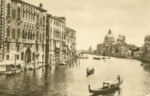 Venedig, Canale Grande, Italien