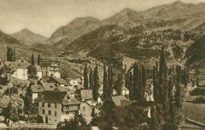 Sallenz in den Pyrenäen, Spanien