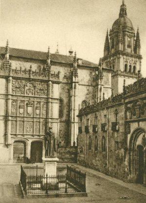 Salamanca, Universität, Spanien