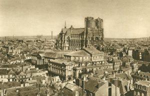 Reims, Frankreich