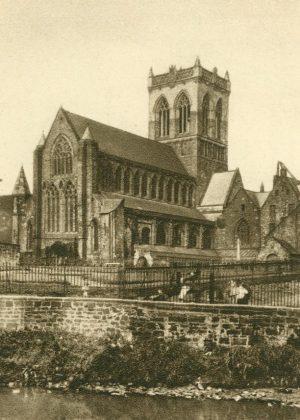 Paisley Abbey, Schottland