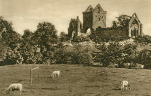 New Abbey, Schottland