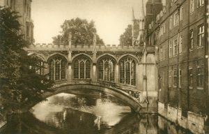 St. John's College, England