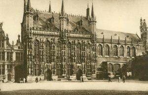 Das Rathaus, Belgien