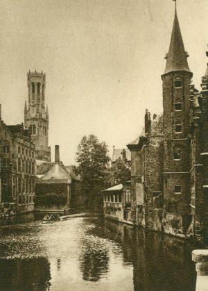 Brügge Am Kai, Belgien
