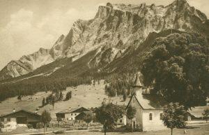 Erwald mit dem Wetterstein, Österreich