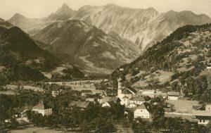 Schruns im Montanonal, Österreich