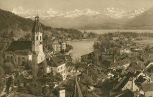 Thun, Schweiz