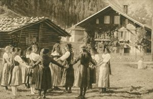 Im Berner Oberland, Schweiz