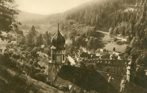 Triberg im Schwarzwald, Deutschland
