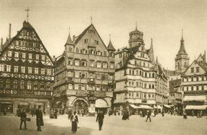 Stuttgart, Der Marktplatz, Deutschland