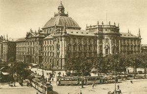 München Justizpalast, Deutschland