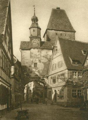 Rothenburg Röderbogen, Deutschland