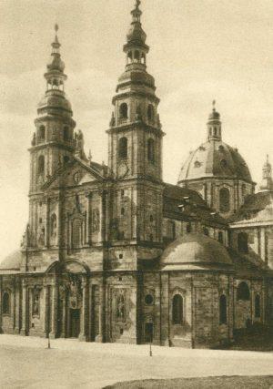 Der Dom zu Fulda, Deutschland