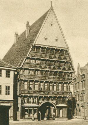 Hildesheim, Knochenhauer Amtshaus, Deutschland