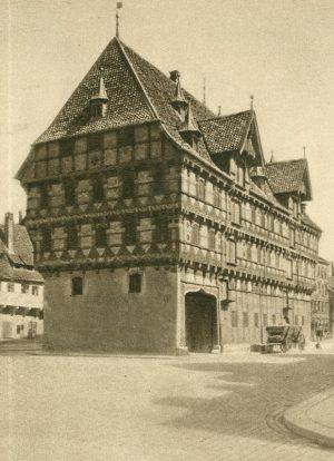 Braunschweig, Alte Ratswaage, Deutschland