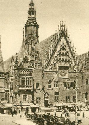 Altes Breslauer Rathaus, Deutschland