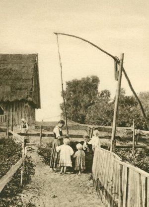 Fischer in Rossitten, Russland