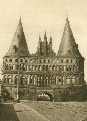 Holstentor, Deutschland