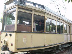 Alte Strassenbahn