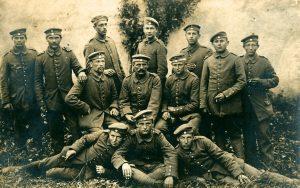 Soldaten, 1. Weltkrieg