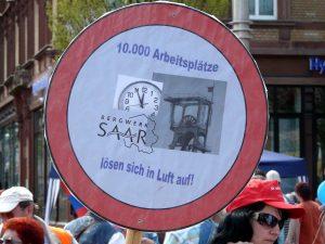10000 Arbeitsplätze lösen sich in Luft auf