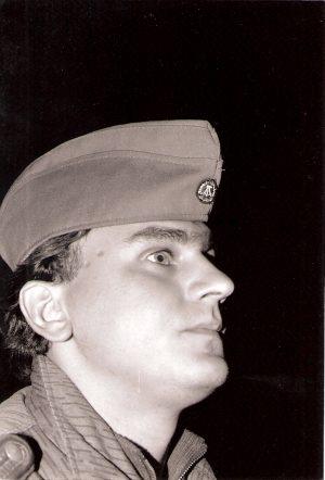 DDR Soldat
