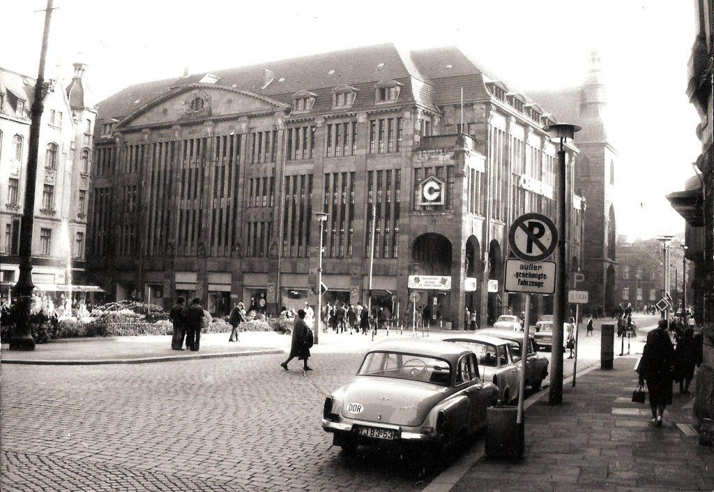 1977 Ddr G 246 Rlitz Centrum Warenhaus Fotos Auf