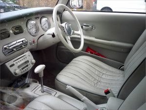 Nissan Figaro – Innenansicht
