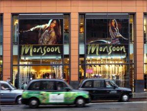 Monsoon – London