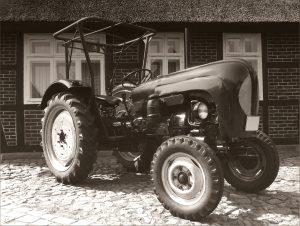 Porsche Traktor 1962