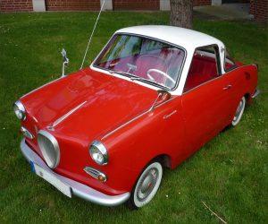 1967er Goggomobil 250 Coupe