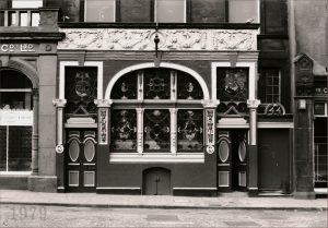 Victorianischer Pub – Leith, Edingburgh