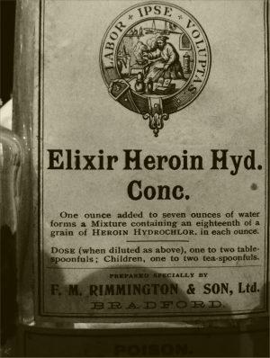Elixir Heroin Hyd. Conc. 1910