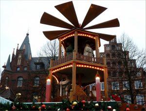 Lüneburger Weihnachtspyramide
