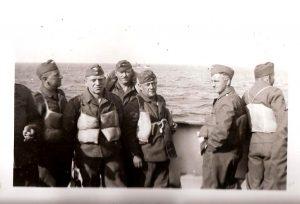 Kameraden auf der Nordsee